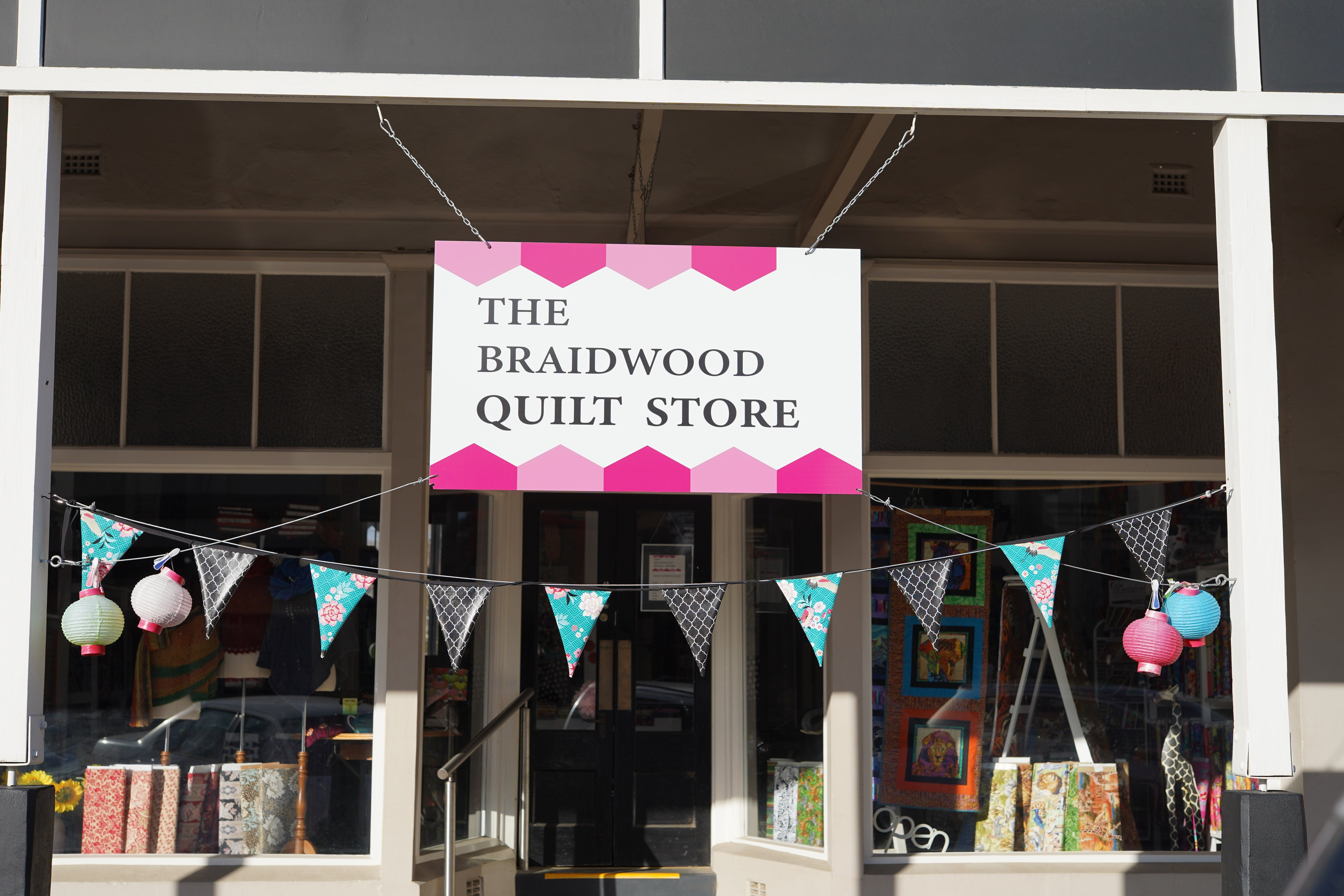The Braidwood Quilt Store - Taree Accommodation
