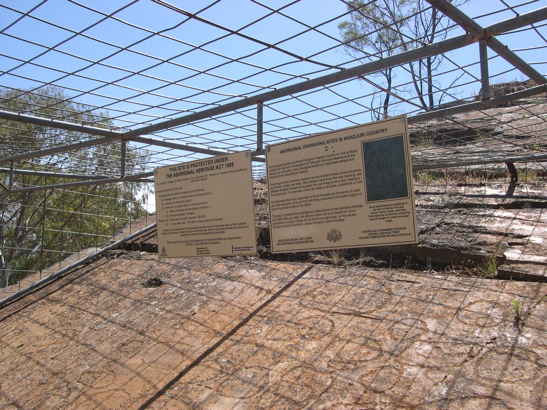 Aboriginal Carvings - Taree Accommodation