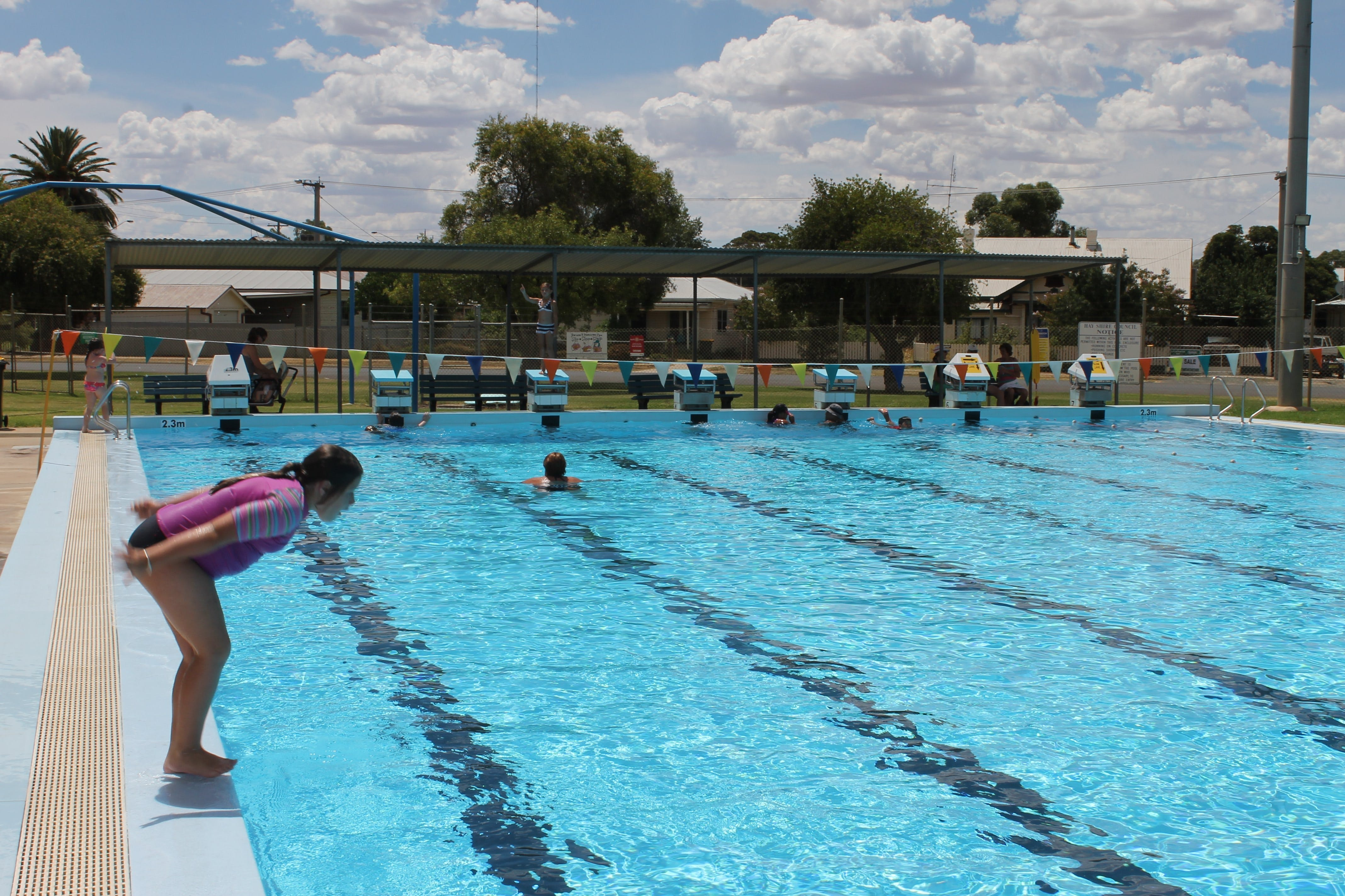 John Houston Memorial Pool Olympic Pool Complex - Taree Accommodation