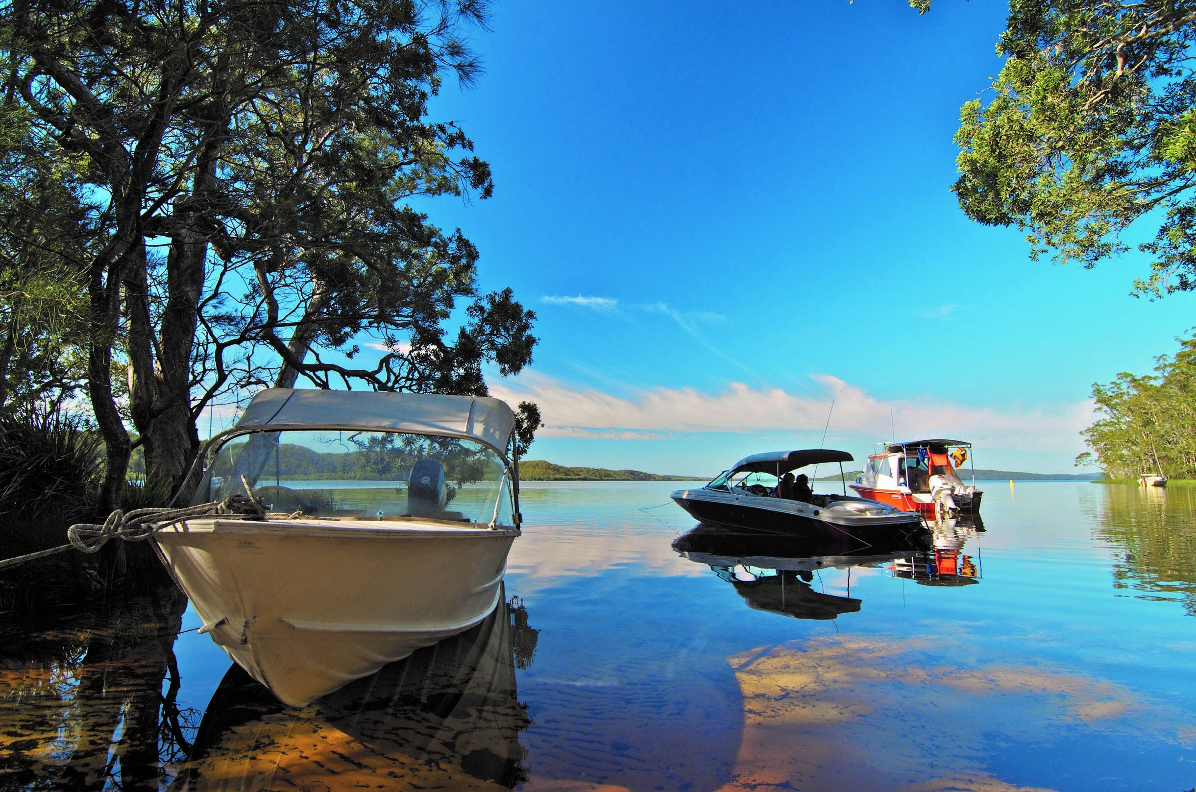 Myall Lakes National Park - Taree Accommodation