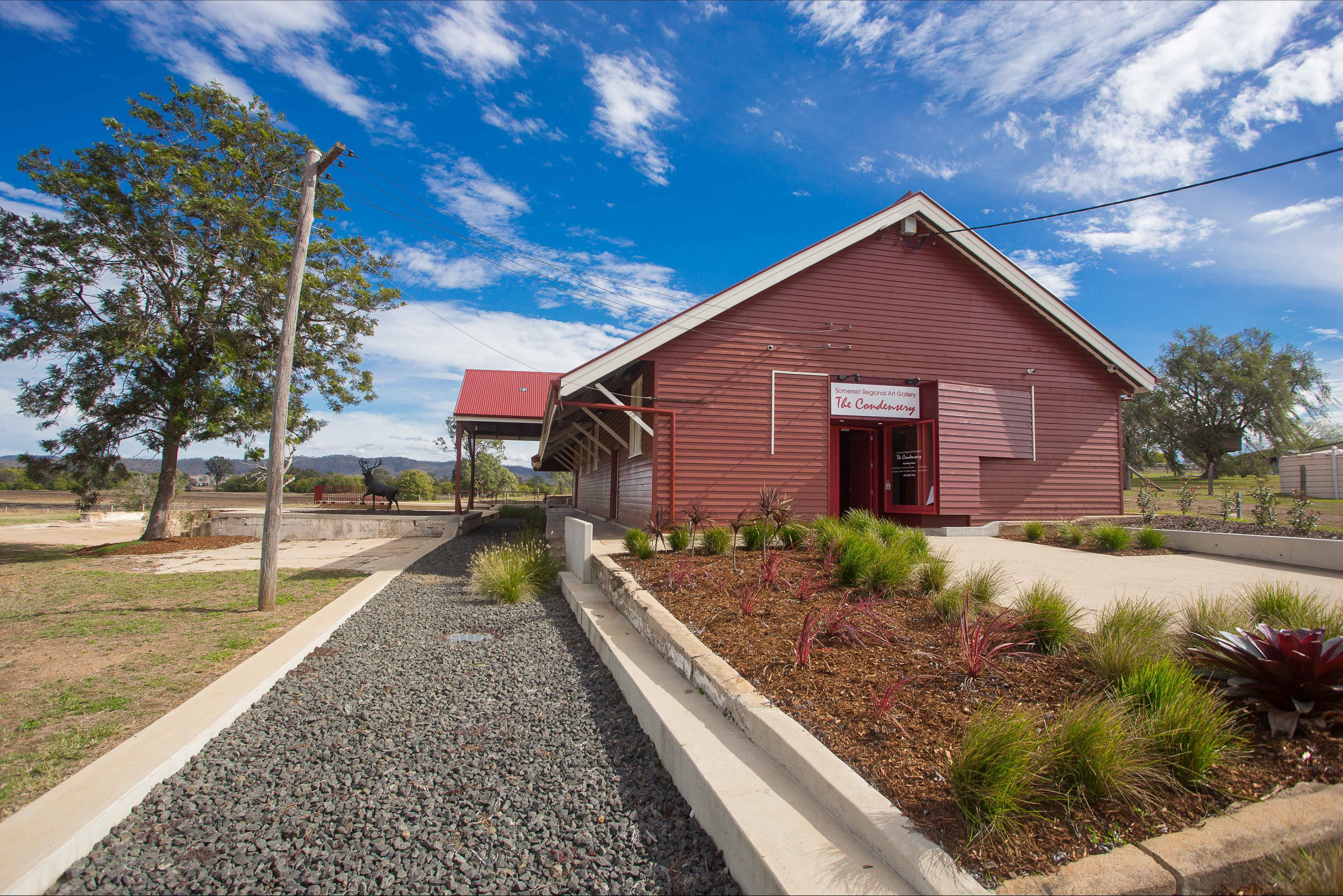 The Somerset Regional Art Gallery - The Condensery - Taree Accommodation
