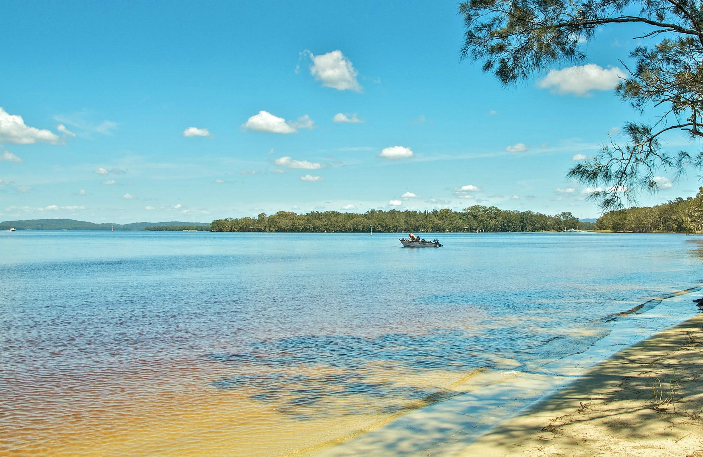 Northern Broadwater Picnic Area - Taree Accommodation