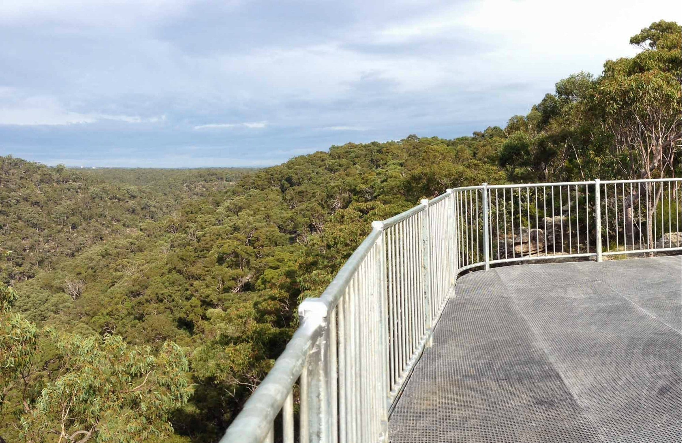 O'Hares Creek Lookout - Taree Accommodation