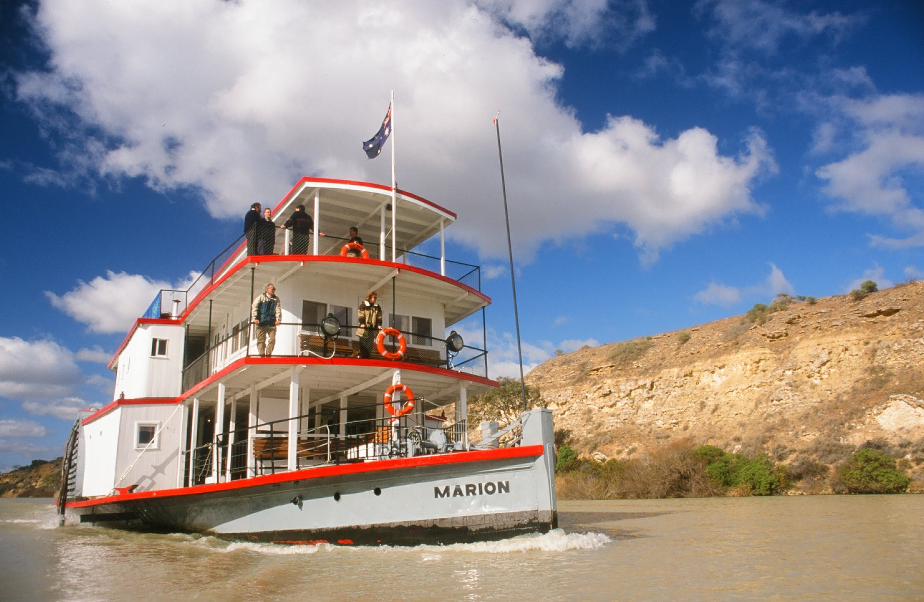 PS Marion Short Cruises - all cruises cancelled until further notice - Taree Accommodation