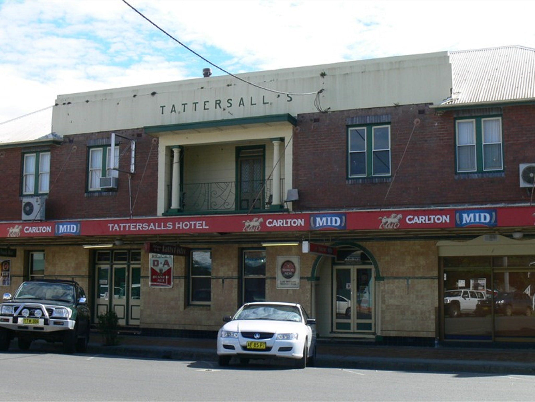 Tattersalls Hotel - Casino - Taree Accommodation