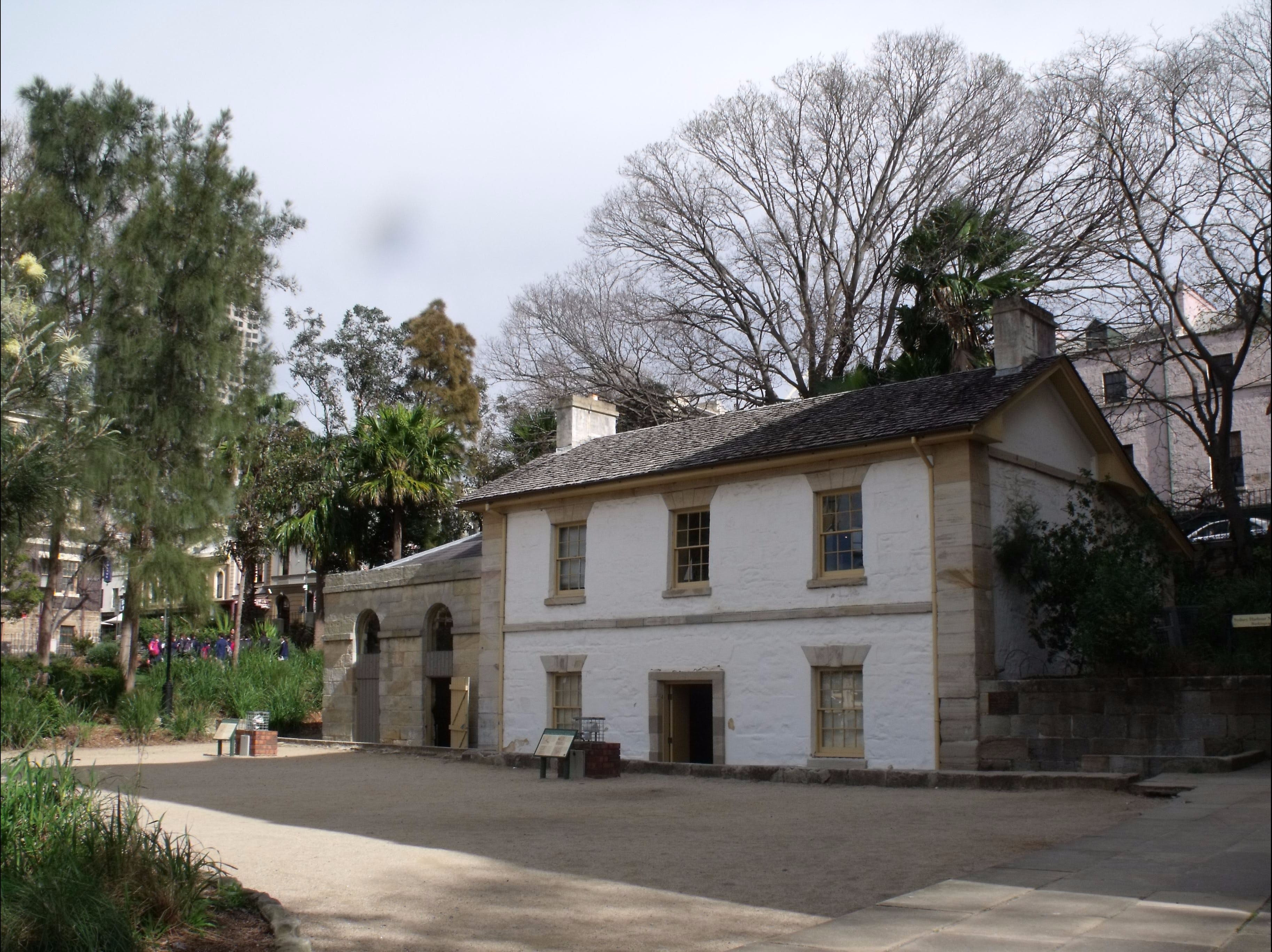 Cadmans Cottage - Taree Accommodation