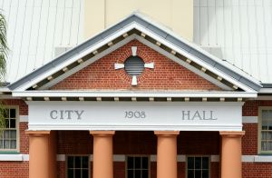 Maryborough City Hall - Taree Accommodation