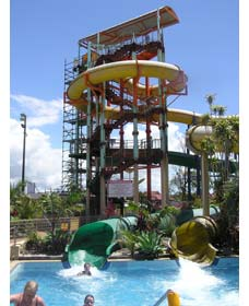 Ballina Olympic Pool and Waterslide - Taree Accommodation