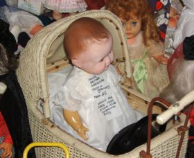 Little Darlings Doll Museum and Coffee Shop - Taree Accommodation