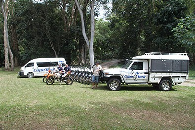Cape York Motorcycle Adventures - Taree Accommodation