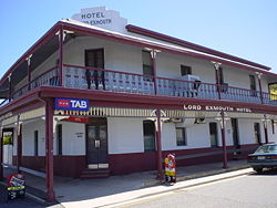 Lord Exmouth Hotel - Taree Accommodation