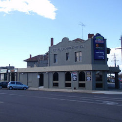 Royal Exchange Hotel - Taree Accommodation
