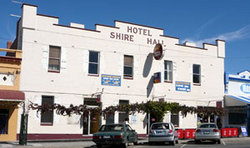 Shire Hall Hotel - Taree Accommodation
