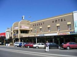Ararat Hotel - Taree Accommodation