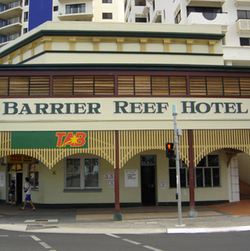 The Barrier Reef Hotel - Taree Accommodation