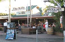 Railway Friendly Bar - Taree Accommodation