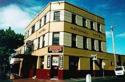 National Hotel Geelong - Taree Accommodation