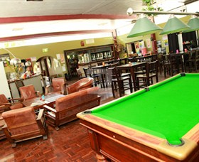 Darwin Railway Social and Sports Club - Taree Accommodation