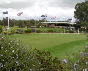 Tocumwal Golf Club - Taree Accommodation