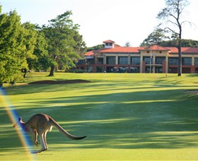 Royal Canberra Golf Club - Taree Accommodation