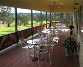 Woodenbong and District Golf Club - Taree Accommodation