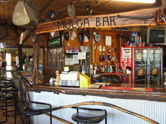 Kulgera Roadhouse - Taree Accommodation