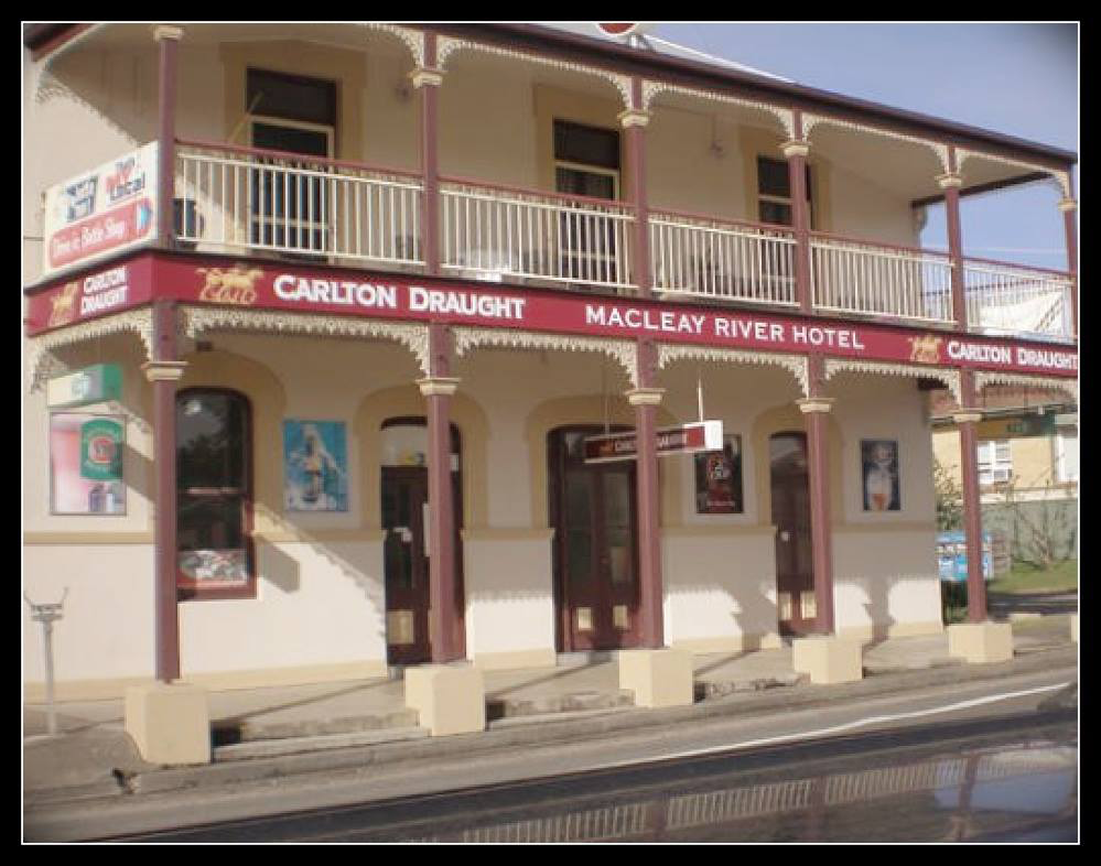 Macleay River Hotel - Taree Accommodation