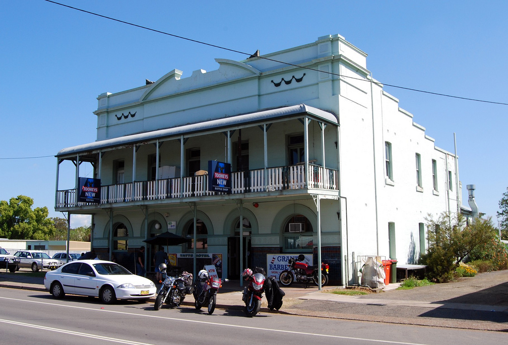 Tattersalls Hotel - Taree Accommodation