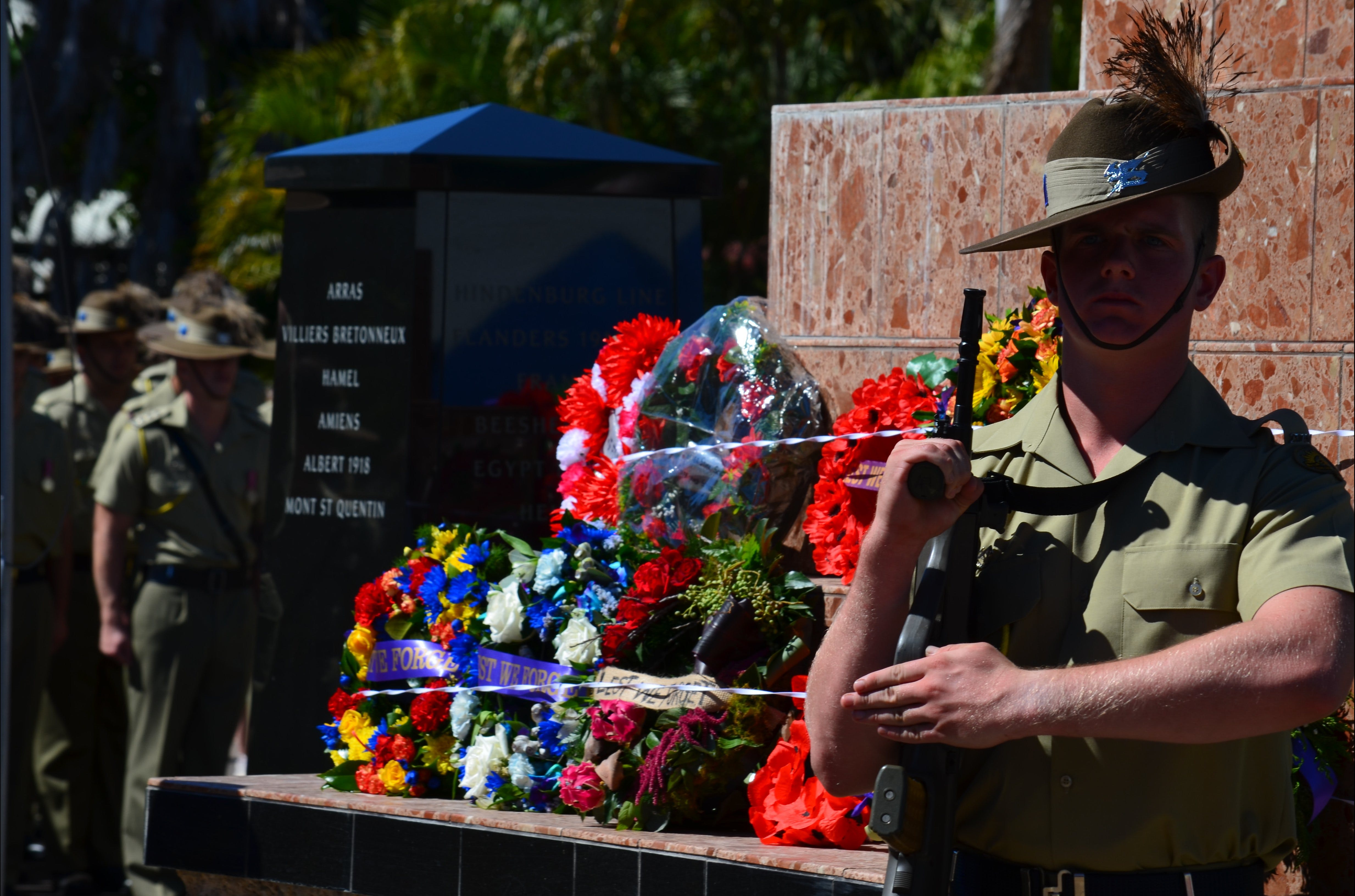 Anzac Day Charters Towers - Taree Accommodation