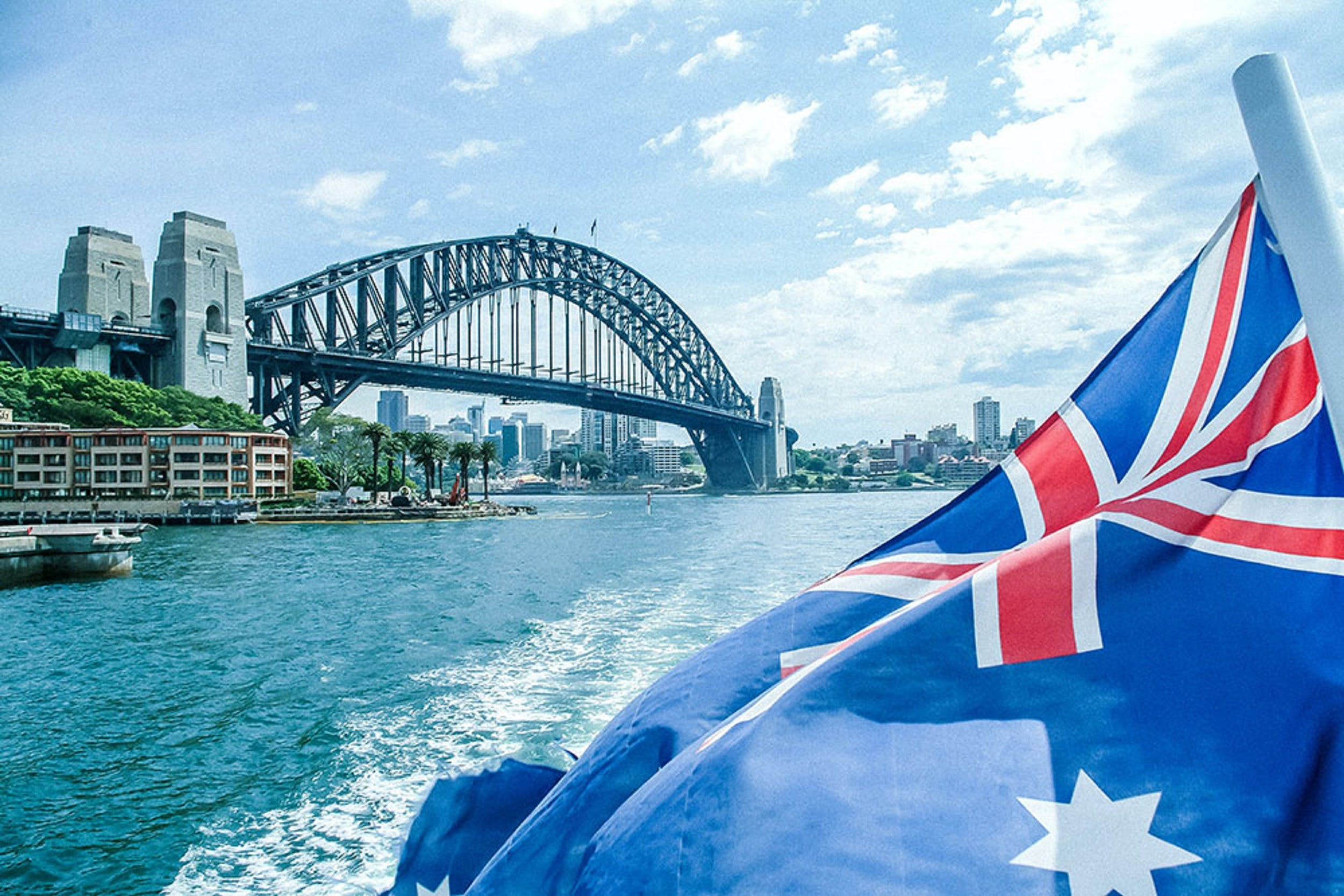 Australia Day Lunch and Dinner Cruises On Sydney Harbour with Sydney Showboats - Taree Accommodation