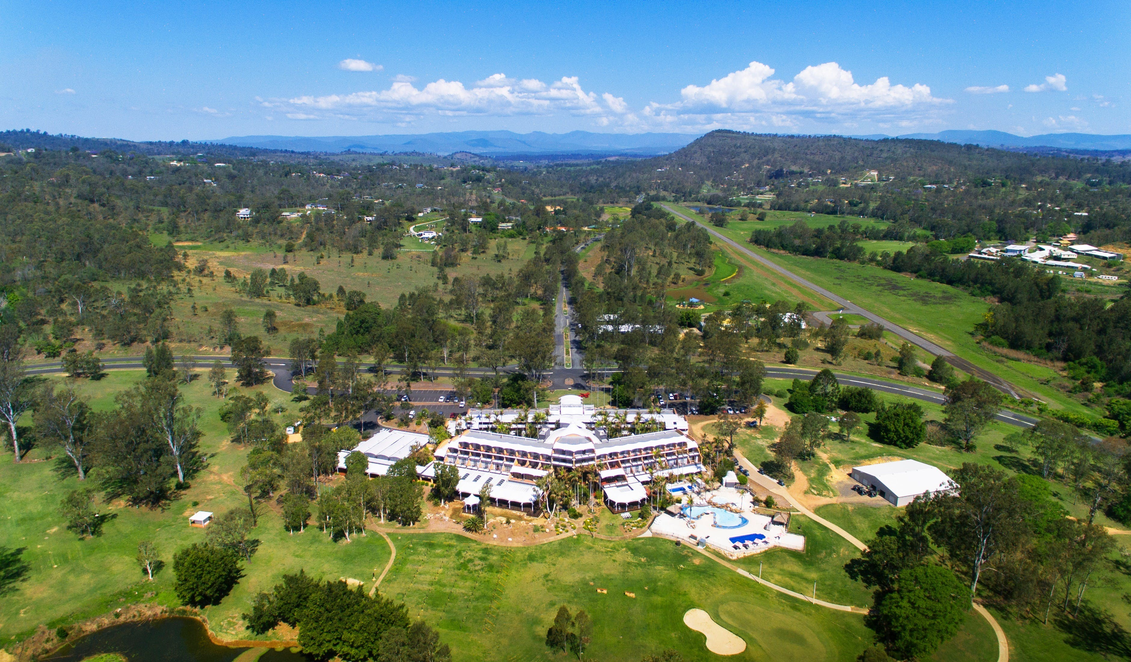 Christmas In July at The Kooralbyn ValleyResort - Taree Accommodation