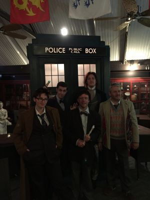 Dr Who Quiz Night - Taree Accommodation