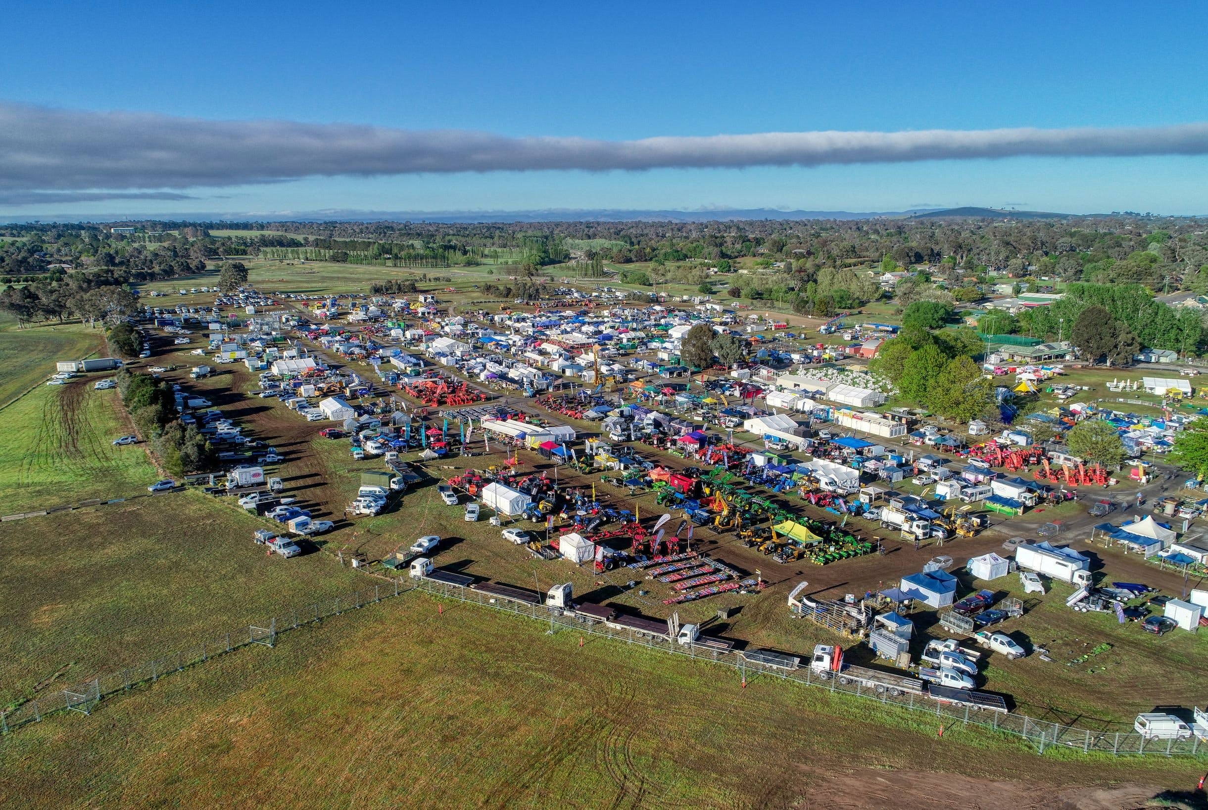 Murrumbateman Field Days - Taree Accommodation