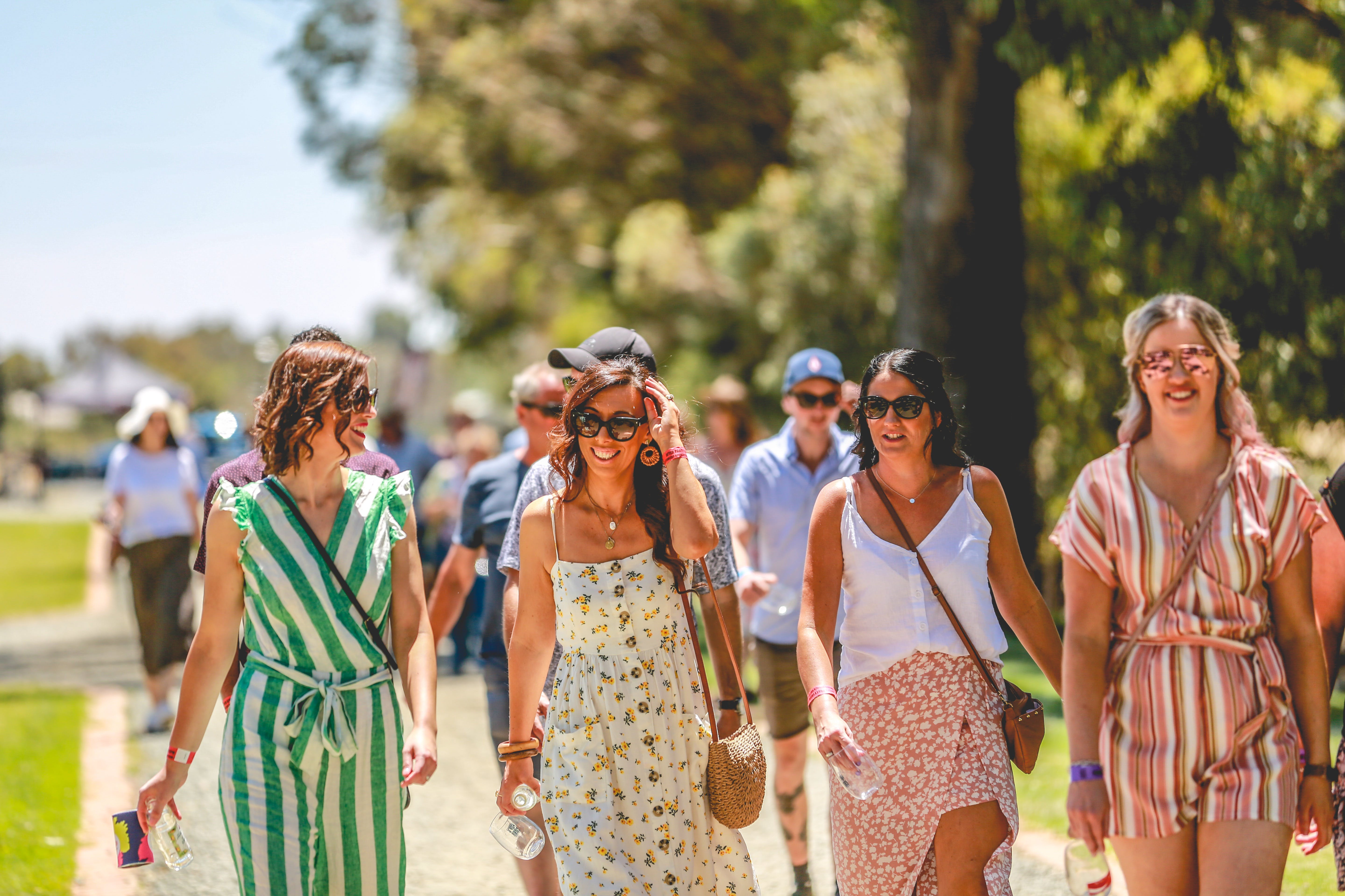 Perricoota Pop and Pour Festival - Echuca Moama - Taree Accommodation