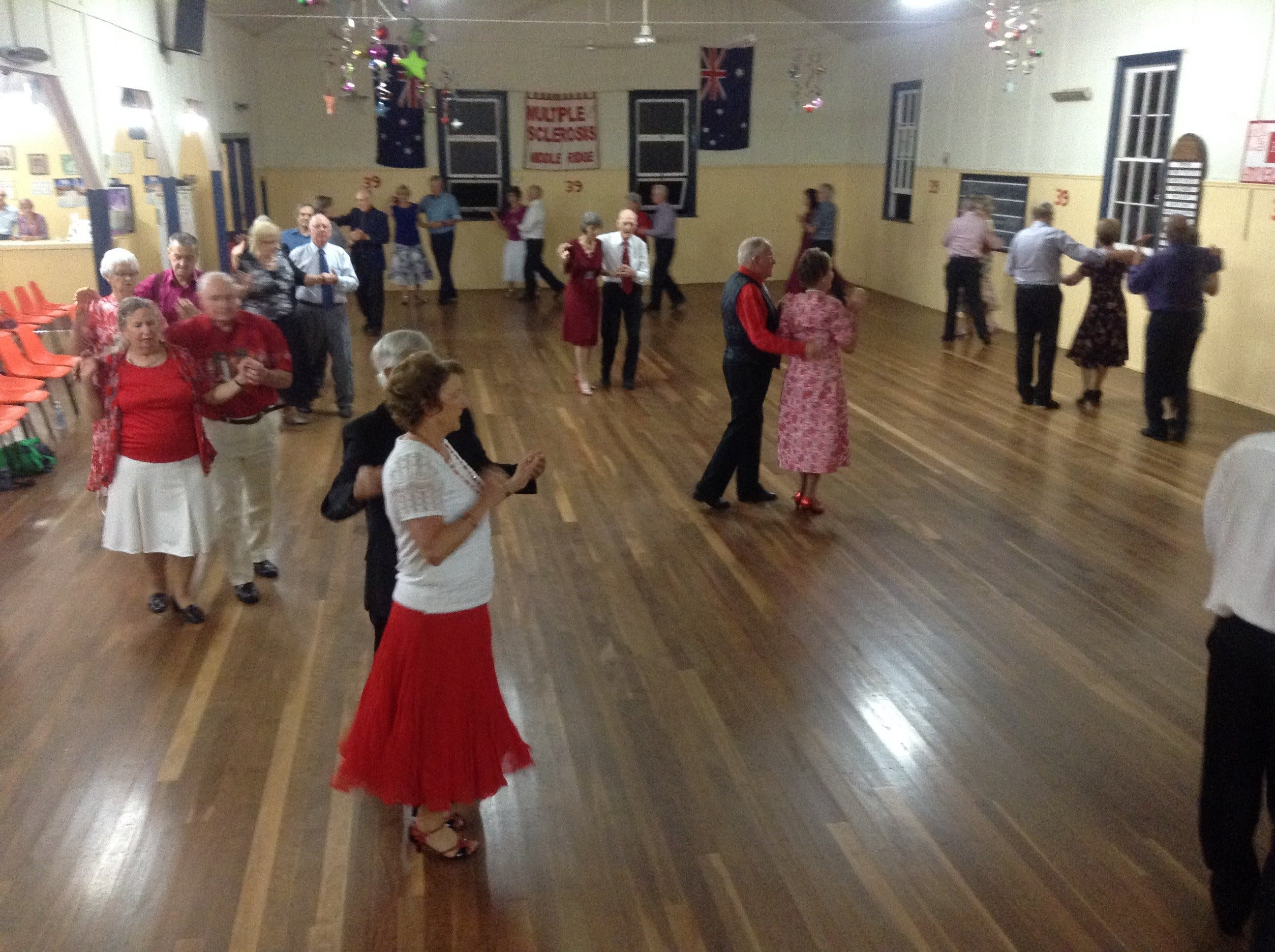 Old Time Dance - Taree Accommodation