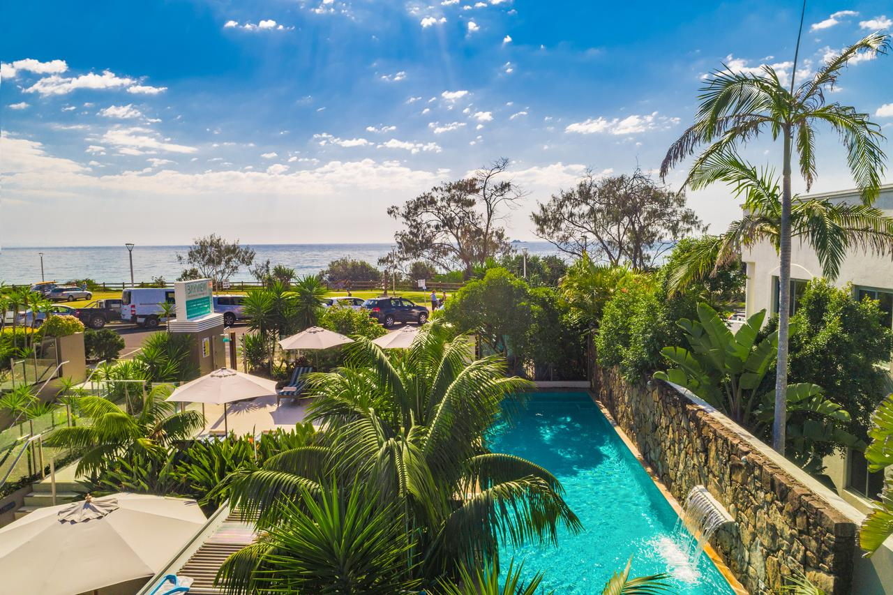 Bayview Beachfront Apartments - Taree Accommodation
