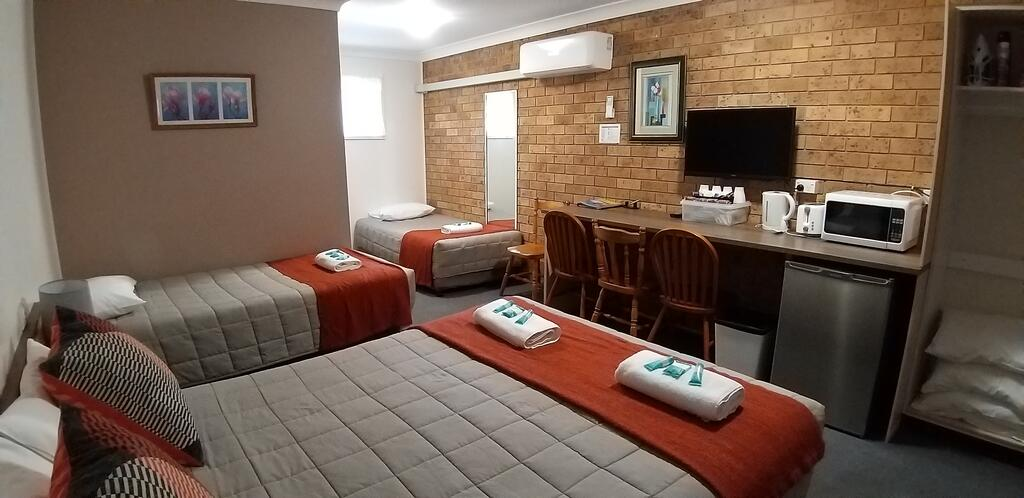 Taree Country Motel - Taree Accommodation