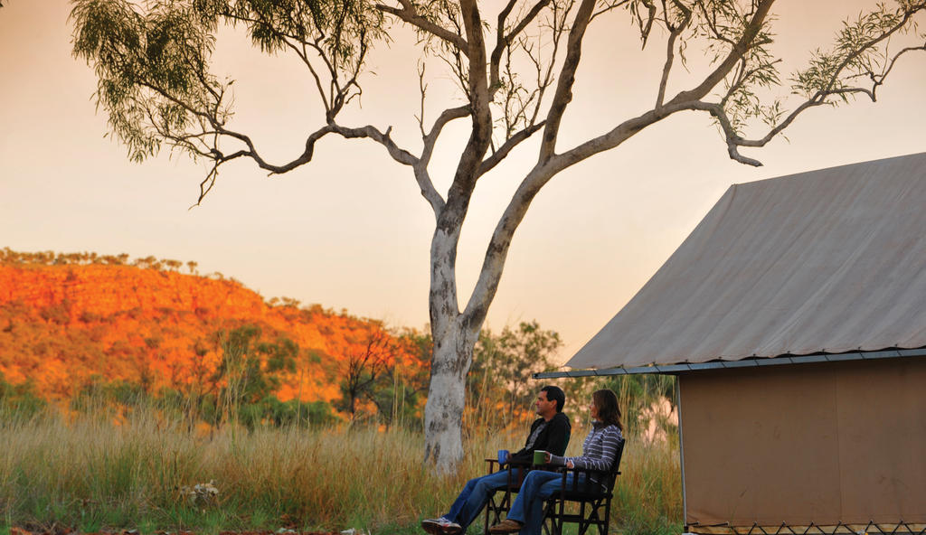 Bell Gorge Wilderness Lodge - Taree Accommodation